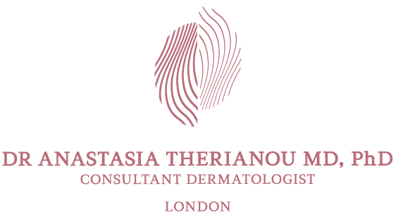Dr Anastasia Therianou -Hair Loss Expert -Mole Removals-Consultant Dermatologist-London Dermatologist